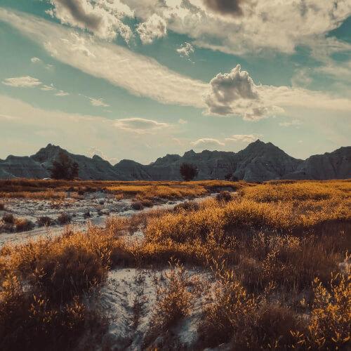 Badlands-National-Park