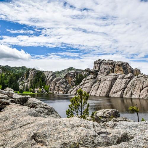 Custer-State-Park-Sylvan-Lake