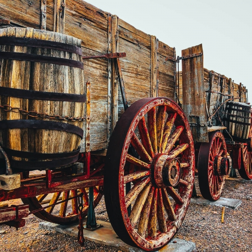 Death-Valley-National-Park-Wagon