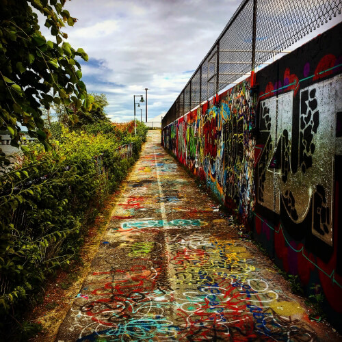 Eastern-Promenade-Graffiti