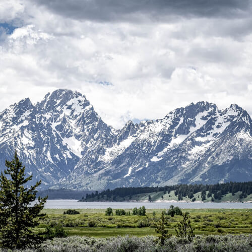 Grand-Teton-Mountains