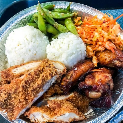 Hawaiian-Plate