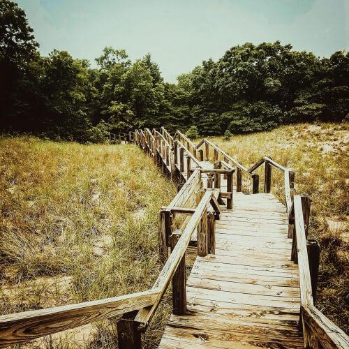 Indiana-Dunes-National-Park-Walkway