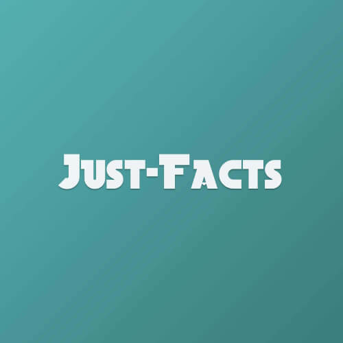 Just-Facts-Website
