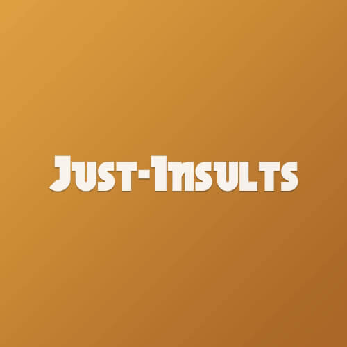Just-Insults-Website