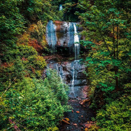 McDowell-Creek-Falls-Waterfall