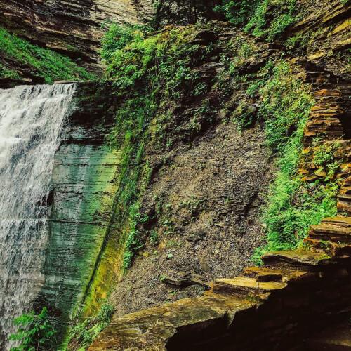 Stony-Brook-State-Park-Waterfall