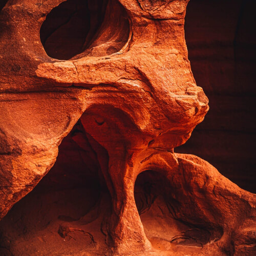 Valley-of-Fire-Holes